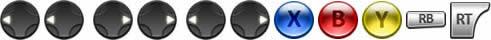 رمز جی تی ای وی ایکس باکس - موتور BMX