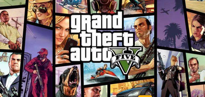 رمز GTA V برای Xbox One / 360