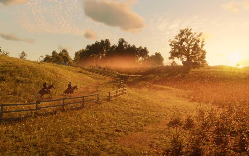 شاتی از Red Dead Redemption 2